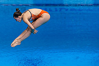 JANSEN Inge NED<br /> 3m Springboard Women Preliminary<br /> Diving<br /> Budapest  - Hungary  15/5/2021<br /> Duna Arena<br /> XXXV LEN European Aquatic Championships<br /> Photo Giorgio Perottino / Deepbluemedia / Insidefoto