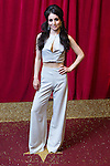 © Licensed to London News Pictures . 16/05/2015 .  The Palace Hotel , Manchester , UK . Rokhsaneh Ghawam-Shahidi . The red carpet at the 2015 British Soap Awards , The Palace Hotel , Oxford Road , Manchester . Photo credit : Joel Goodman/LNP