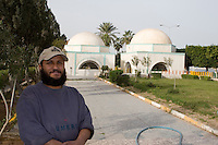 Tripoli, Libya - Mausoleums of Libyan Holy Men, Mute Gardener.