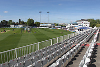 General view of the ground ahead of Essex CCC vs Nottinghamshire CCC, Specsavers County Championship Division 1 Cricket at The Cloudfm County Ground on 14th May 2019