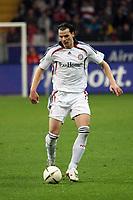 Daniel van Buyten (Bayern)<br /> Eintracht Frankfurt vs. FC Bayern Muenchen, Commerzbank Arena<br /> *** Local Caption *** Foto ist honorarpflichtig! zzgl. gesetzl. MwSt. Auf Anfrage in hoeherer Qualitaet/Aufloesung. Belegexemplar an: Marc Schueler, Am Ziegelfalltor 4, 64625 Bensheim, Tel. +49 (0) 6251 86 96 134, www.gameday-mediaservices.de. Email: marc.schueler@gameday-mediaservices.de, Bankverbindung: Volksbank Bergstrasse, Kto.: 151297, BLZ: 50960101