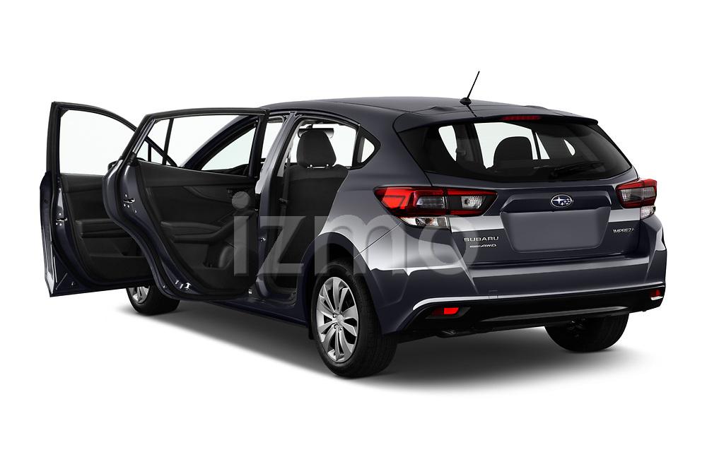 Car images of 2021 Subaru Impreza - 5 Door Hatchback Doors