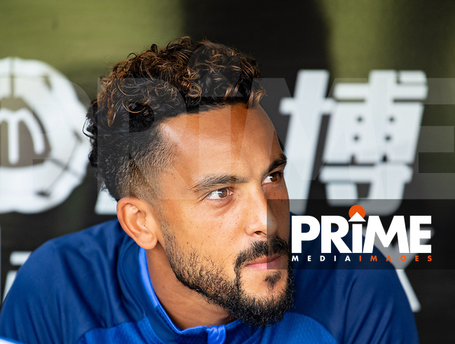 Everton Theo Walcott during the Premier League match between Crystal Palace and Everton at Selhurst Park, London, England on 10 August 2019. Photo by Andrew Aleksiejczuk / PRiME Media Images.