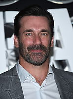 Jon Hamm @ the photocall for TriStar Pictures 'Baby Driver' held @ The Colosseum at Caesars Palace.<br /> March 27, 2017 , Las Vegas, USA. # SONY PRESENTATION AT CINEMA CON 2017