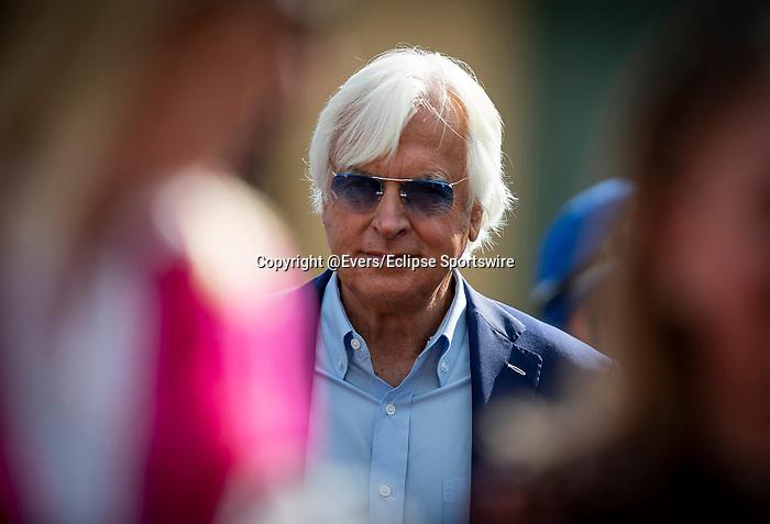 MAR 07: Bob Baffert before the San Felipe Stakes at Santa Anita Park in Arcadia, California on March 7, 2020. Evers/Eclipse Sportswire/CSM
