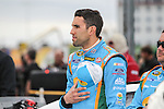Sprint Cup Series driver Aric Almirola (43) in action during the Nascar Sprint Cup Series Duck Commander 500 race at Texas Motor Speedway in Fort Worth,Texas.