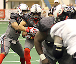 Chicago Slaughter at Sioux Falls Storm