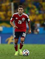 Juan Quintero of Colombia