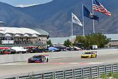 Pirelli World Challenge<br /> Grand Prix of Utah<br /> Utah Motorsports Campus, Tooele, UT USA<br /> Saturday 12 August 2017<br /> Peter Kox/ Mark Wilkins<br /> World Copyright: Richard Dole/LAT Images<br /> ref: Digital Image _RD24416
