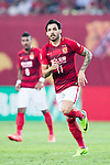 Guangzhou Forward Ricardo Goulart in action during the AFC Champions League 2017 Group G match between Guangzhou Evergrande FC (CHN) vs Suwon Samsung Bluewings (KOR) at the Tianhe Stadium on 09 May 2017 in Guangzhou, China. Photo by Yu Chun Christopher Wong / Power Sport Images