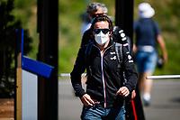 July 3rd 2021; F1 Grand Prix of Austria, qualifying sessions;  ALONSO Fernando (spa), Alpine F1 A521, during the  2021 Austrian Grand Prix, 9th round of the 2021 FIA Formula One World Championship
