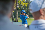 Danny Willett of England tees off during the 58th UBS Hong Kong Golf Open as part of the European Tour on 10 December 2016, at the Hong Kong Golf Club, Fanling, Hong Kong, China. Photo by Marcio Rodrigo Machado / Power Sport Images