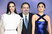 "Jennifer Connelly, Jon Landau and Rosa Salazar<br /> arriving for the ""ALITA: BATTLE ANGEL"" world premiere at the Odeon Luxe cinema, Leicester Square, London<br /> <br /> ©Ash Knotek  D3475  31/01/2019"