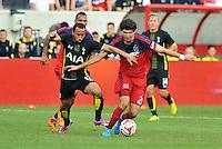 Chicago Fire vs Tottenham Hotspurs, July 26, 2014