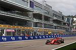 26.09.2020, Sochi Autodrom, Sochi, FORMULA 1 VTB RUSSIAN GRAND PRIX 2020 ,  im Bild<br />Sebastian Vettel (GER#5), Scuderia Ferrari<br /> <br /> Foto © nordphoto / Bratic
