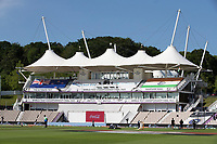 The Hampshire Bowl Pavillion during India vs New Zealand, ICC World Test Championship Final Cricket at The Hampshire Bowl on 23rd June 2021