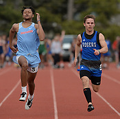 Fort Smith McDonald's Relays 4-22