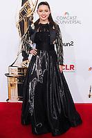 PASADENA, CA, USA - OCTOBER 10: Fatima Ptacek arrives at the 2014 NCLR ALMA Awards held at the Pasadena Civic Auditorium on October 10, 2014 in Pasadena, California, United States. (Photo by Celebrity Monitor)