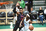 Tulane downs SMU, 73-70, in men's basketball action.