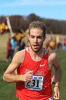 Sunday October 31, 2010, The Ohio State University Men's Cross Country team compete at the 2010 Big Ten Cross Country Championship hosted by the University of Wisconsin @ the Zimmer Championship Cross Country Course.