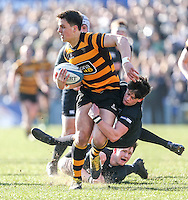 SCF2016 - RBAI vs Campbell College | Thursday 17th March 2016<br /> <br /> XXXXX during the Ulster Schools Cup Final between RBAI and Campbell College at Kingspan Stadium, Ravenhill Park, Belfast, Northern Ireland. Photo credit: John Dickson / DICKSONDIGITAL