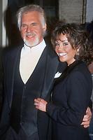 Kenny Rogers, wife Wanda Miller, 1998, Photo By John Barrett/PHOTOlink