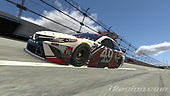 #49: Chad Finchum, Motorsports Bus Management, Toyota Camry<br /> <br /> (MEDIA: EDITORIAL USE ONLY) (This image is from the iRacing computer game)