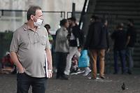 28.02.2020 - Máscara Coronavírus av Paulista em SP