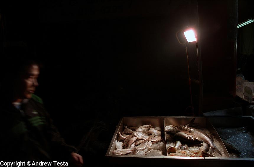 .Fulton Fish Market.©Andrew Testa