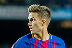 Denis Suarez Fernandez of FC Barcelona looks during the La Liga 2017-18 match between FC Barcelona and SD Eibar at Camp Nou on 19 September 2017 in Barcelona, Spain. Photo by Vicens Gimenez / Power Sport Images