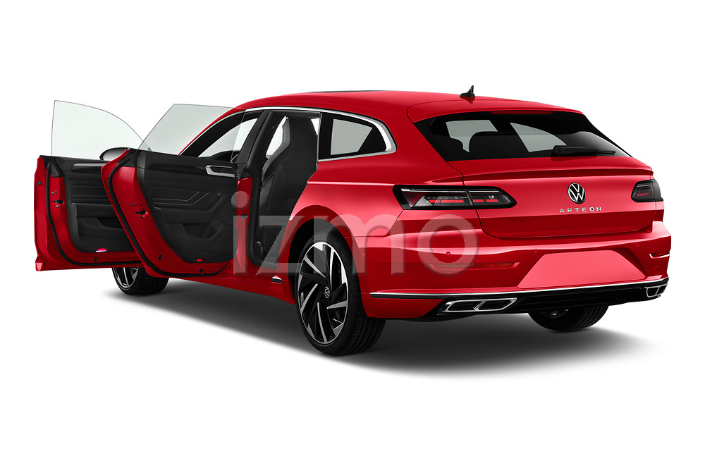 Car images of 2021 Volkswagen Arteon-SB R-Line 5 Door Wagon Doors