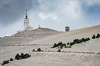 the Mont Ventoux<br /> <br /> Stage 11 from Sorgues to Malaucène (199km) running twice over the infamous Mont Ventoux<br /> 108th Tour de France 2021 (2.UWT)<br /> <br /> ©kramon