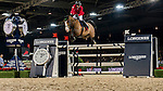 Hans-Dieter Dreher of Germany riding Cool And Easy in action during the Longines Grand Prix as part of the Longines Hong Kong Masters on 15 February 2015, at the Asia World Expo, outskirts Hong Kong, China. Photo by Victor Fraile / Power Sport Images