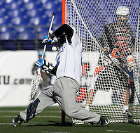 Johns Hopkins vs Princeton March 06 2010