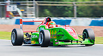 William Lok of Hong Kong and Eurasia Motorsport drives during Formula Masters China Series as part of the 2015 Pan Delta Super Racing Festival at Zhuhai International Circuit on September 18, 2015 in Zhuhai, China.  Photo by Moses Ng/ Power Sport Images