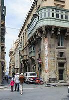 Manoel-Theater in Valletta, Malta, Europa, Unesco-Weltkulturerbe