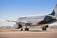 Almasria plane in Sharm El Sheikh, Egypt