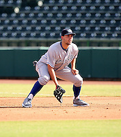 Eric Hosmer - Surprise Rafters - 2010 Arizona Fall League.Photo by:  Bill Mitchell/Four Seam Images..