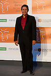 Pedro Casablanc poses for the photographers during 2015 Theater Ceres Awards photocall at Merida, Spain, August 27, 2015. <br /> (ALTERPHOTOS/BorjaB.Hojas)
