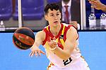 Liga ACB-ENDESA 2020/2021. Game: 26.<br /> FC Barcelona vs Casademont Zaragoza: 107-88.<br /> Rodrigo San Miguel.