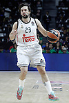 Real Madrid's Sergio Llull during Euroleague Final Match. May 15,2015. (ALTERPHOTOS/Acero)