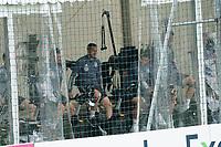 Spieler um Christian Guenter (Deutschland Germany) im Fitnesszelt - Seefeld 04.06.2021: Trainingslager der Deutschen Nationalmannschaft zur EM-Vorbereitung