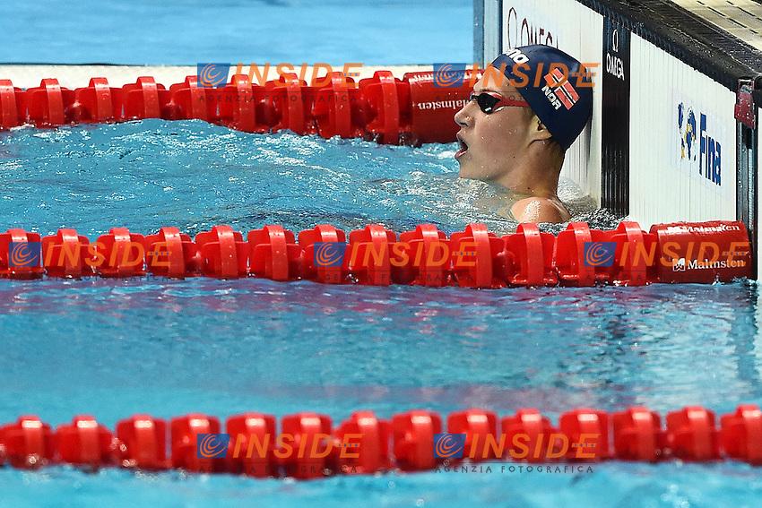 CHRISTIANSEN Henrik NOR Men's 400m Freestyle <br /> Day10 02/08/2015 Kazan Arena <br /> Swimming Nuoto <br /> XVI FINA World Championships Aquatics  <br /> Kazan Tatarstan RUS <br /> Photo Andrea Staccioli/Deepbluemedia/Insidefoto