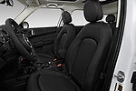 Front seat view of 2017 MINI Countryman - 5 Door Hatchback Front Seat  car photos