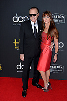 LOS ANGELES, USA. November 04, 2019: Joe Cortese & Guest at the 23rd Annual Hollywood Film Awards at the Beverly Hilton Hotel.<br /> Picture: Paul Smith/Featureflash
