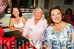 Ann McCarthy, Debra Tynan and Miriam Heylin enjoying the evening in Cassidys on Saturday.