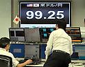 Tokyo foreign exchange market on Tuesday, April 23, 2013