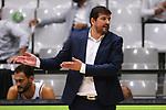 TDAYS EuroCup 2020-2021.Round 1.<br /> Joventut Badalona vs Partizan NIS Belgrado: 85-82.<br /> Vlado Scepanovic.
