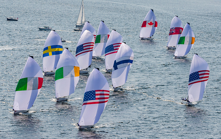 Ireland has two entries in this year's New York Invitational Cup