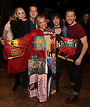 """during the Broadway Opening Night Legacy Robe Ceremony honoring Erica Mansfield for  """"Kiss Me, Kate""""  at Studio 54 on March 14, 2019 in New York City."""